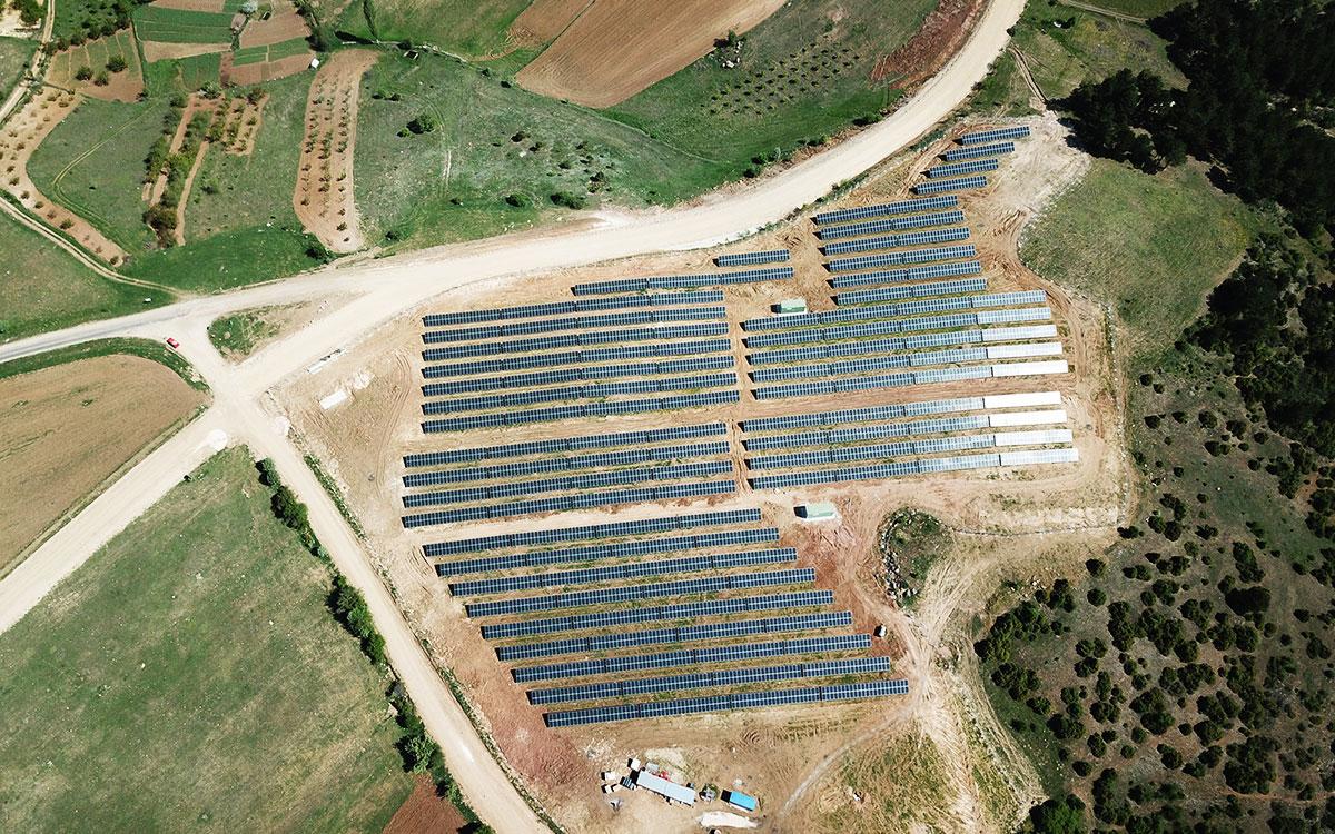 8.23 MW in Turkey