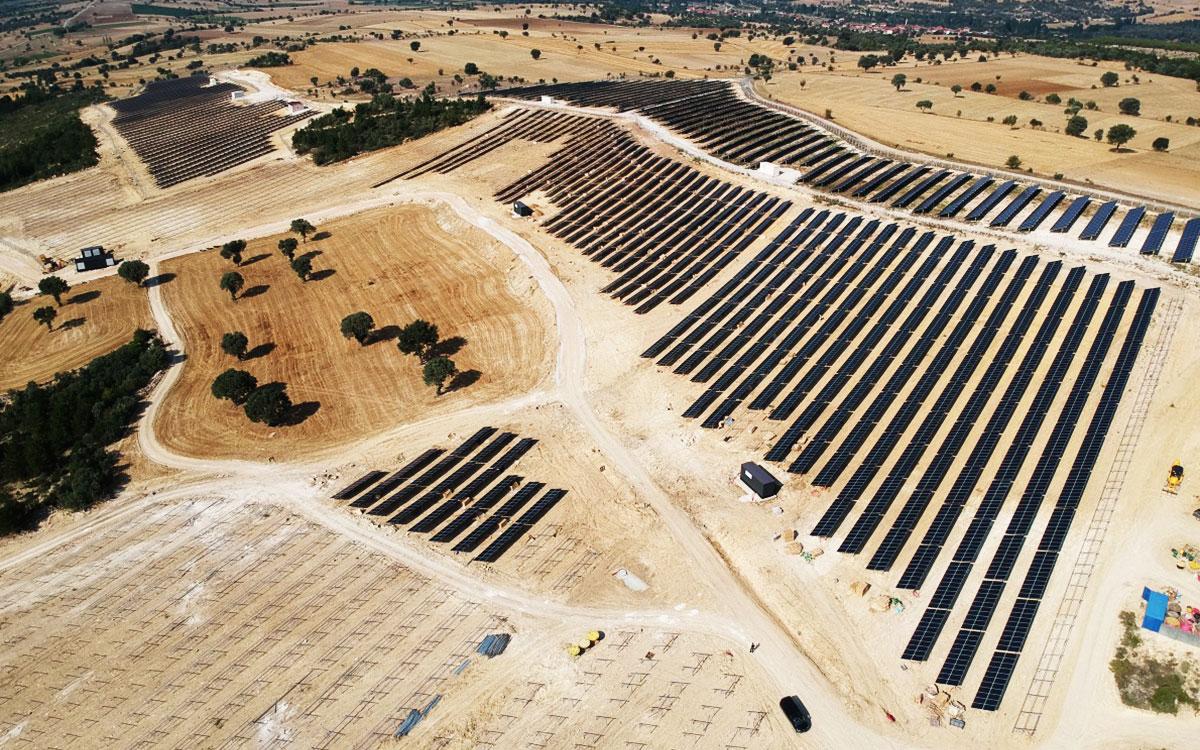9.63 MW in Turkey